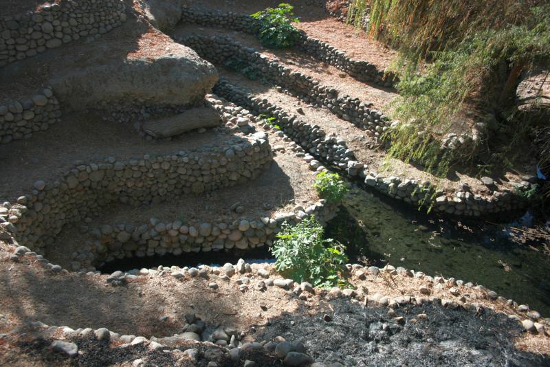 Aquädukt, Nazca, Peru - Reiseinformationen
