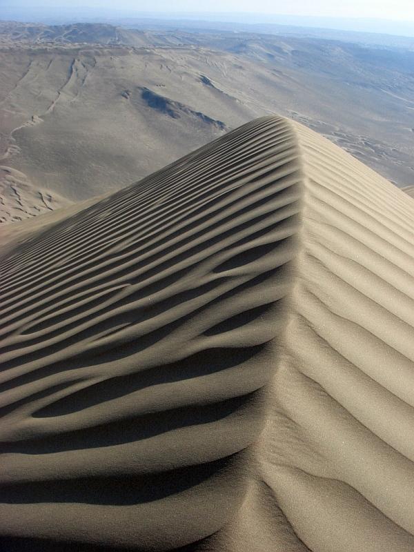 Medanos de Usaca, Nazca, Peru - Reiseinformationen