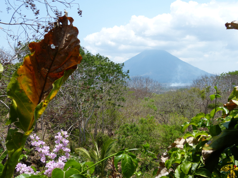 Vulkan Maderas, Isla Ometepe, Nicaragua