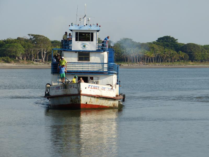 Fähre Isla Ometepe, Nicaragua