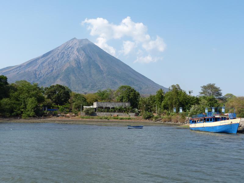 Vulkan Concepcion, Isla Ometepe, Nicaragua