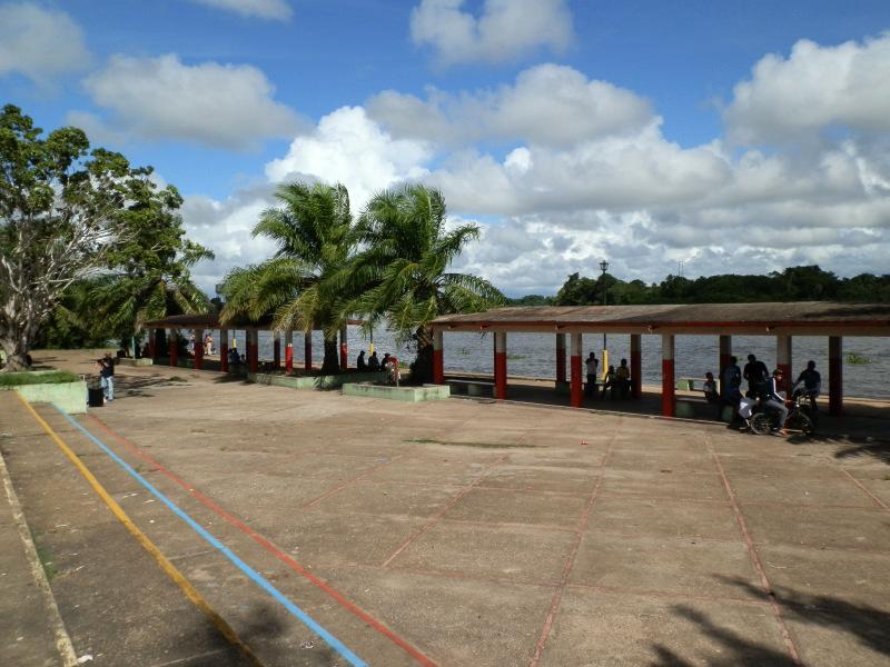 Boca de Uracoa, Orinoco Delta, Venezuela