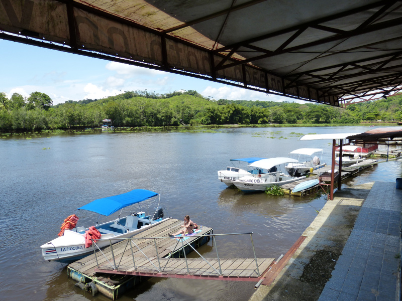 Anreise per Boot Drake Halbinsel Osa, Costa Rica