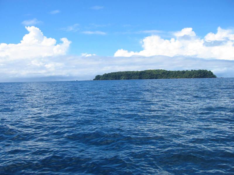 Isla del Caño Taucherparadies vor Halbinsel Osa, Costa Rica
