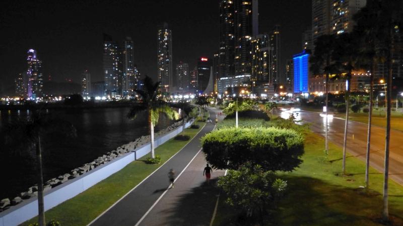 Laufstrecke Panama City, Panama Stadt