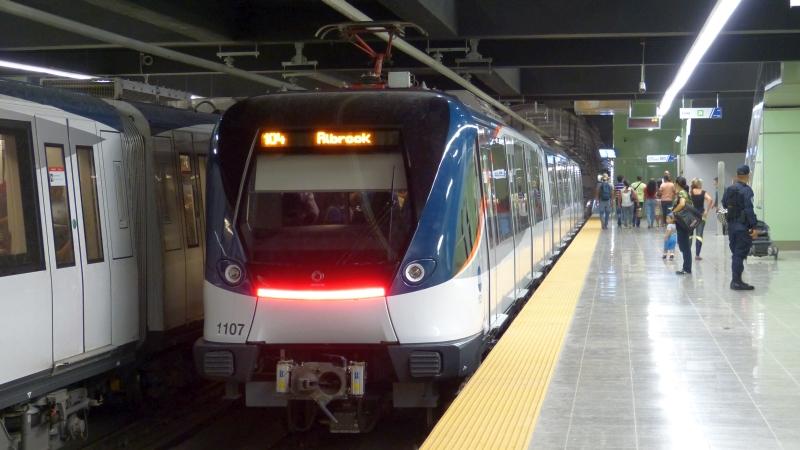 U-Bahn Metro Panama City, Panama
