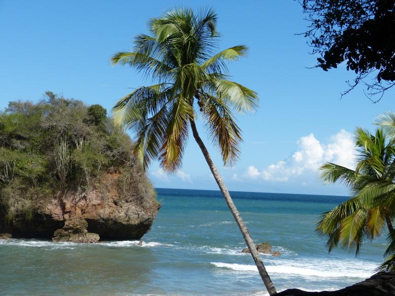 Küste bei Playa de Uva, Venezuela