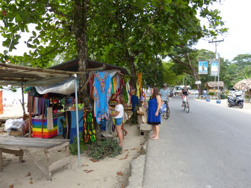 Puerto Viejo de Limón in der Karibik, Costa Rica