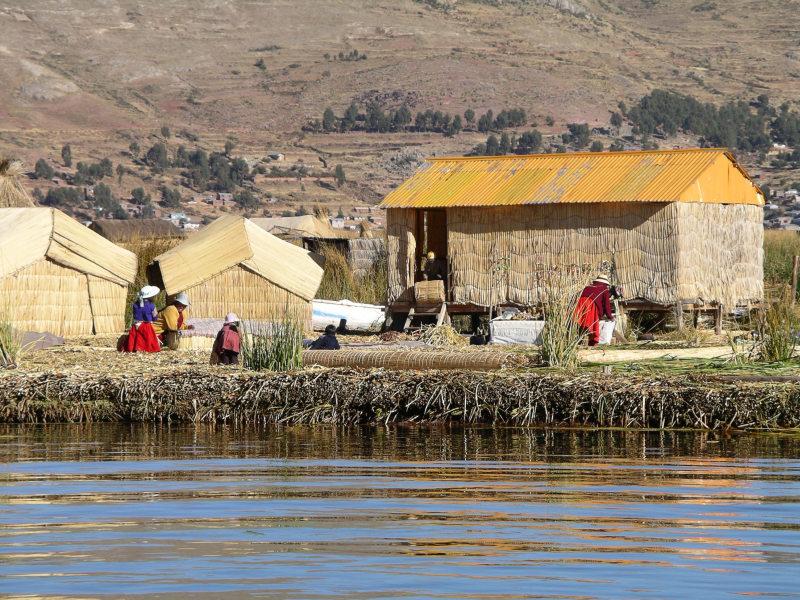 Isla Uros, Puno, Peru - Reiseinformationen