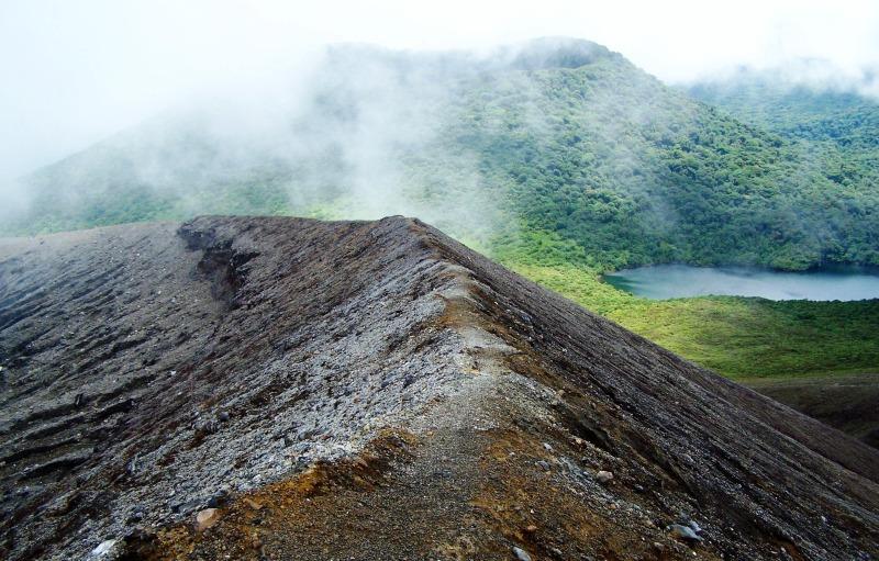 Vulkan Rincón de la Vieja, Costa Rica