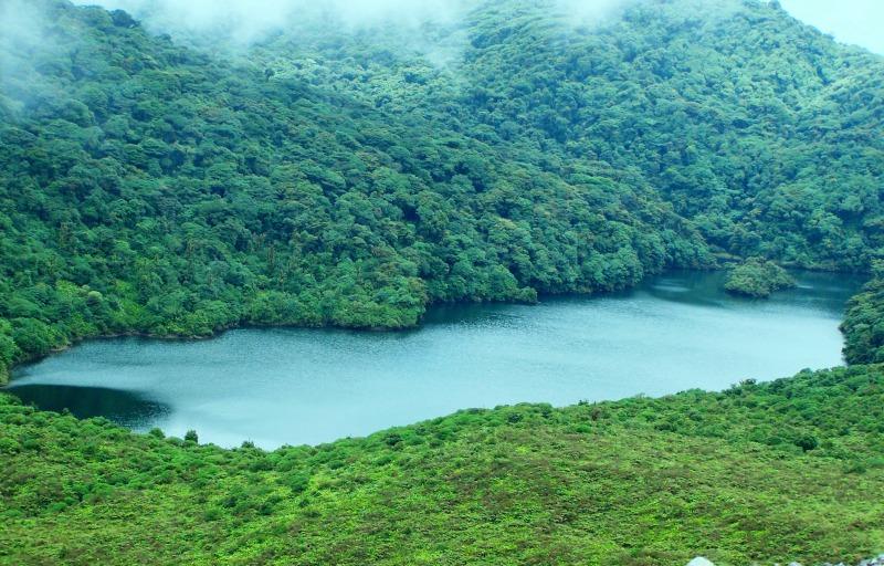 Nationalpark Rincón de la Vieja, Costa Rica