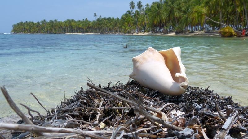 traumhafte San Blas Inseln Panama