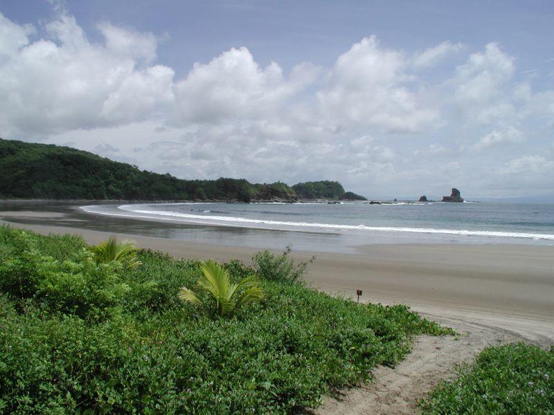 Playa Morgans Rock, San Juan del Sur, Nicaragua
