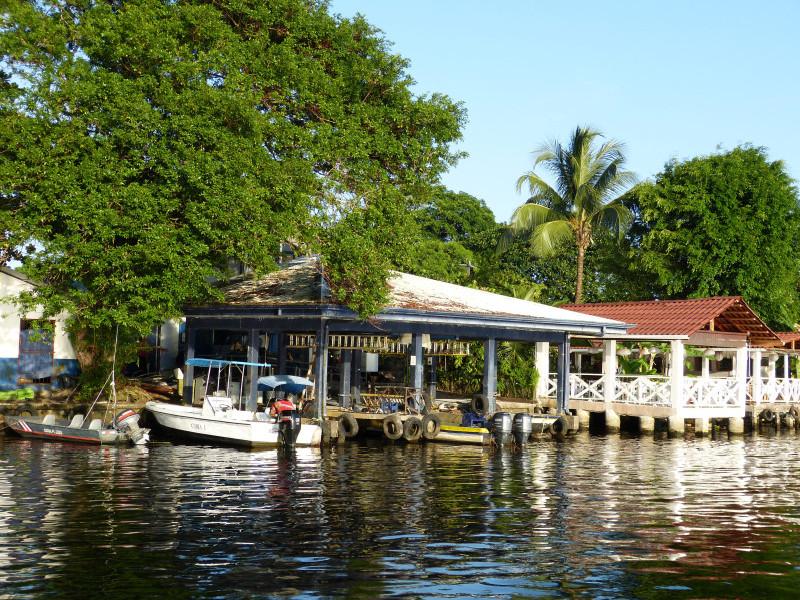Hotel am Kanal Nationalpark Tortuguero, Costa Rica