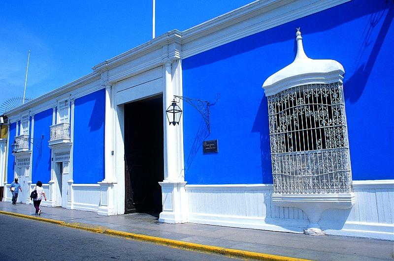 Casona, Trujillo, Peru