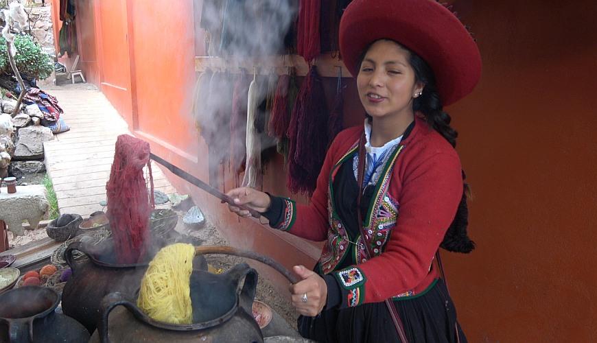 Chinchero, Peru