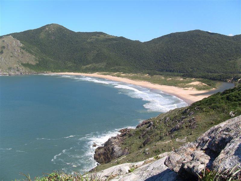 Strand von Florianopolis, Brasilien