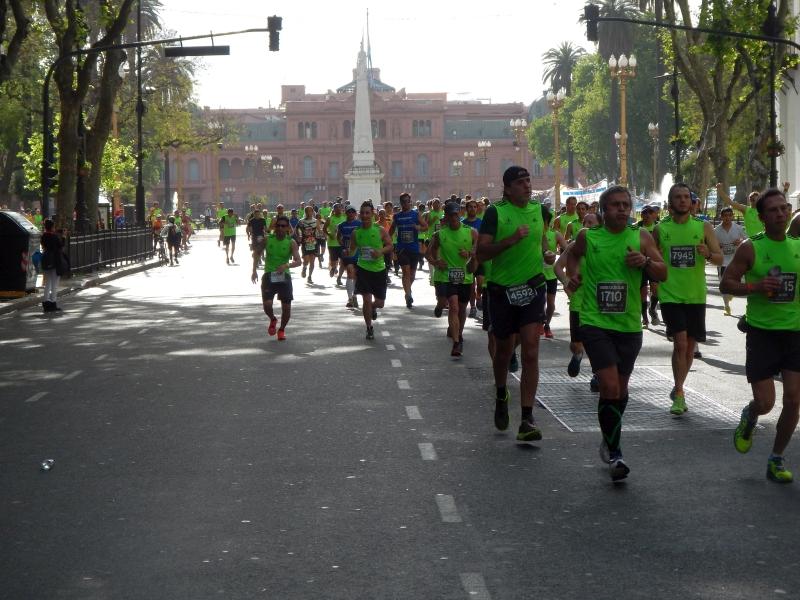 Buenos Aires Marathon 2014