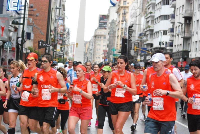 Buenos Aires Marathon 2012