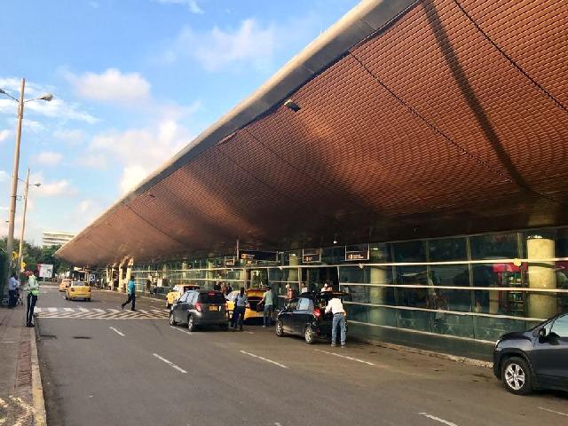 Aeropuerto Cartagena de Indias