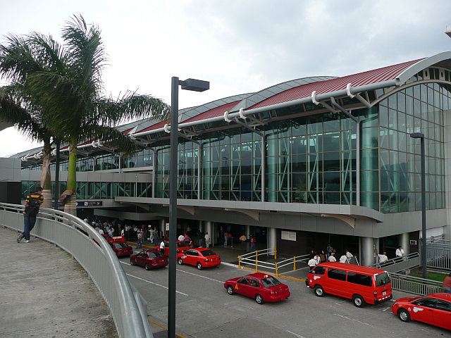 Flughafen Costa Rica SJO