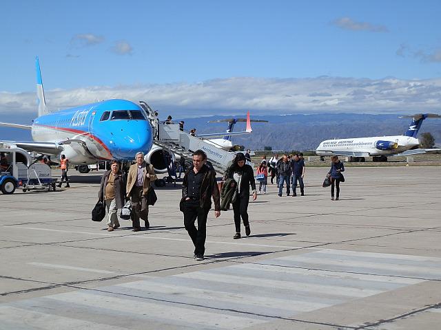 Flughafen San Juan Argentinien