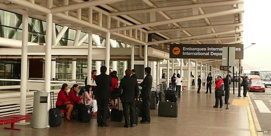 Flughafen Santiago de Chile