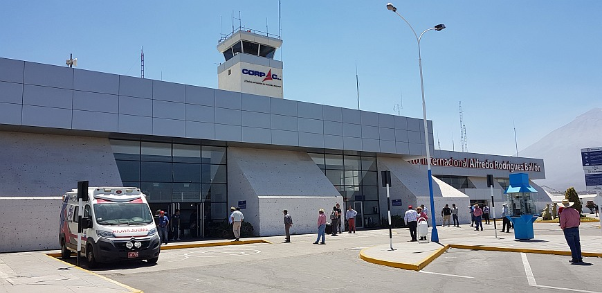 Aeropuerto Arequipa
