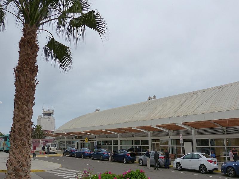 Flughafen Arica