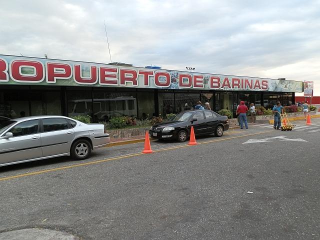 Barinas Aeropuerto