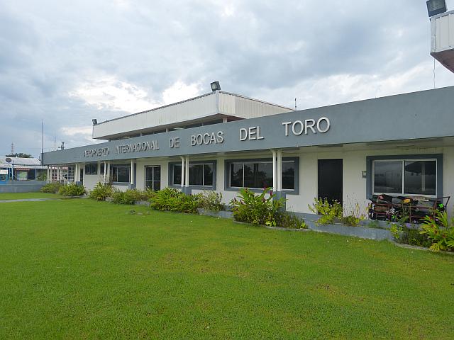 Flughafen Bocas del Toro Panama