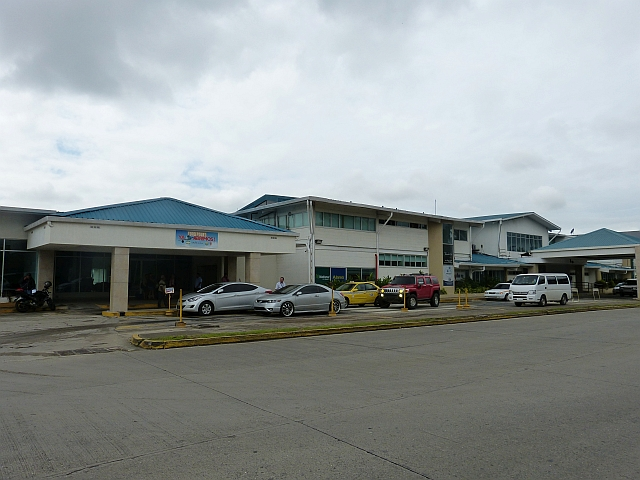 Flughafen Albrook Panama