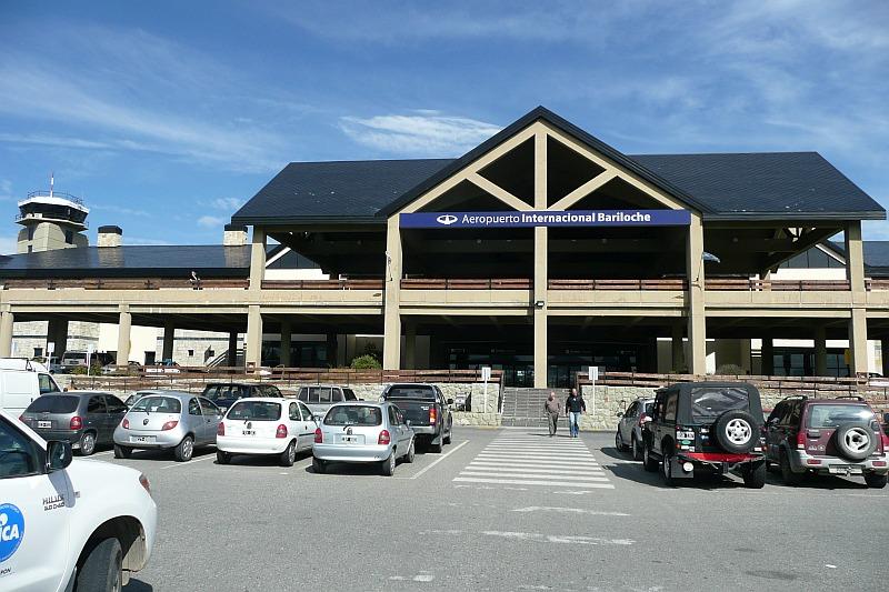 Flughafen Bariloche Argentinien