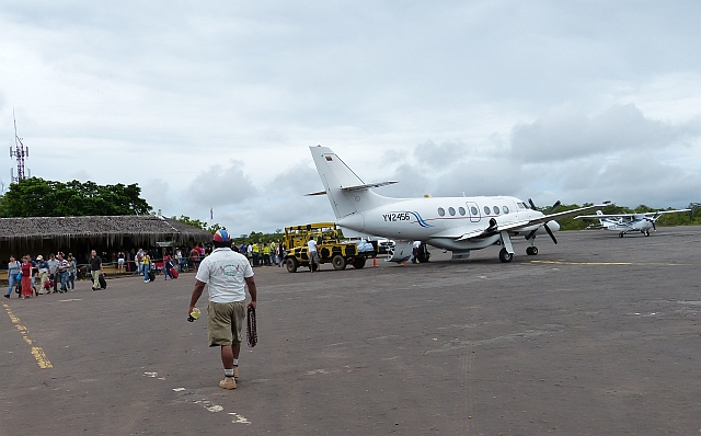 Canaima Airstrip