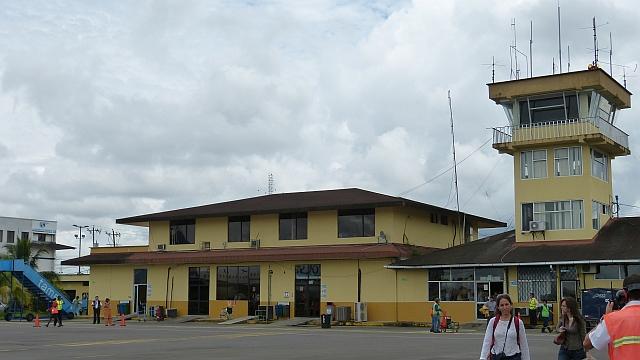 Flughafen Coca Ecuador