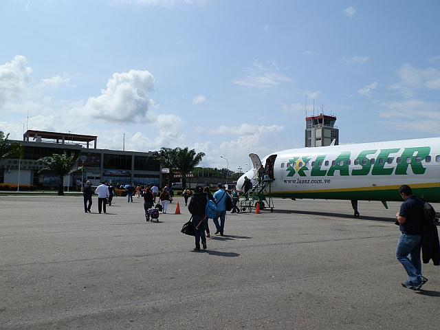 Flughafen El Vigia Venezuela