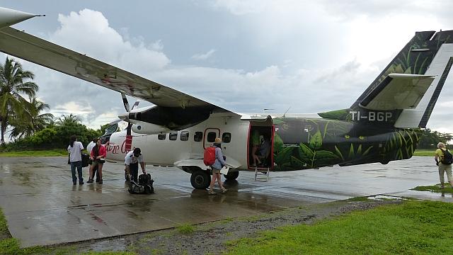 Flughafen Tortuguero