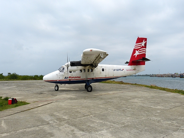 Flugplatz Playon Chico Panama