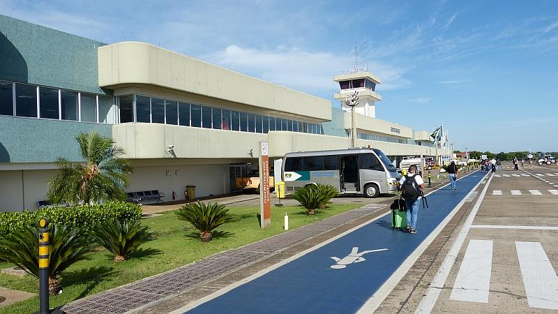 Flughafen Foz do Iguacu