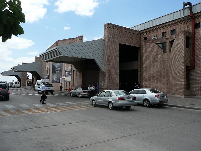 Flughafen Mendoza Argentinien