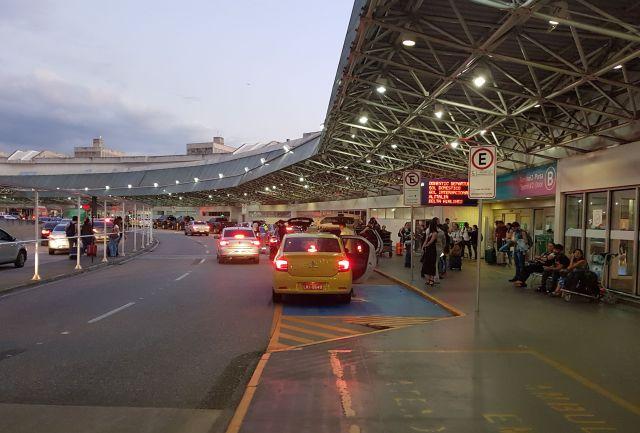 Galeao Airport Rio de Janeiro
