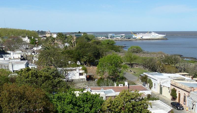 Hafen Colonia
