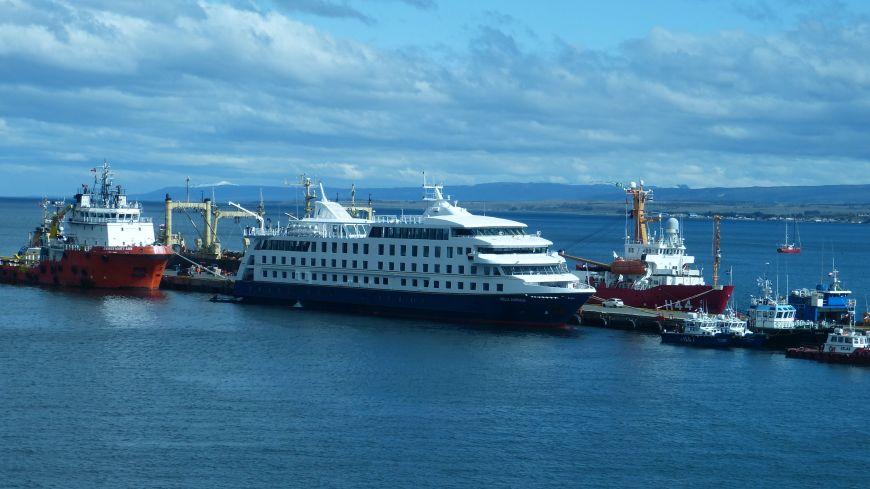 Hafen Punta Arenas