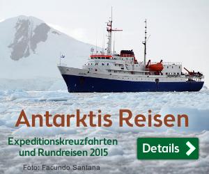 Antarktis Reisen - Expeditionskreuzfahrten und Rundreisen