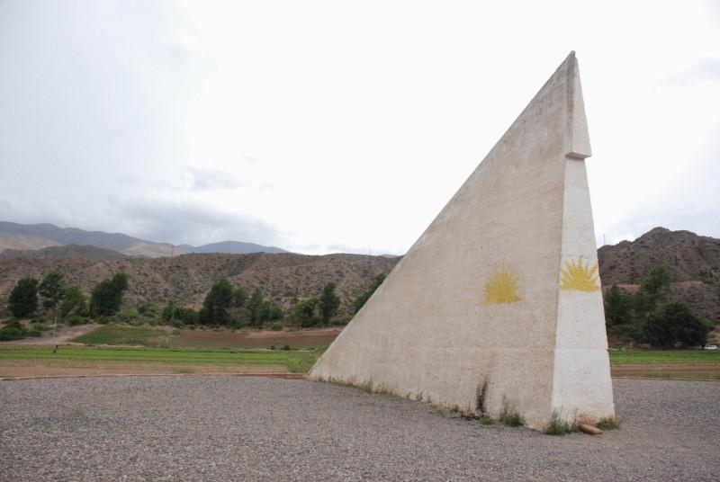 Südlicher Wendekreis, Argentinien