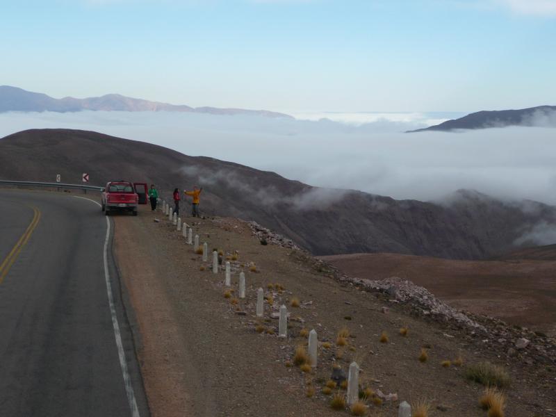 Safari in den Wolken, Salta, Argentinien