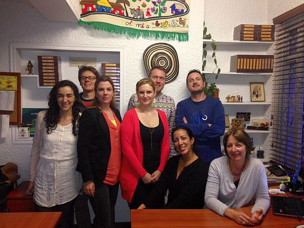 Unser Partnerbüro in Kolumbien