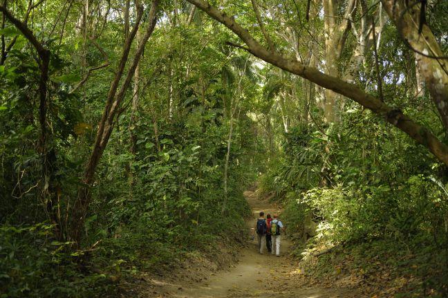 Nationalpark Tayrona in Kolumbien