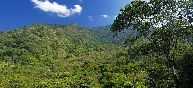 Sierra Nevada de Santa Marta in Kolumbien