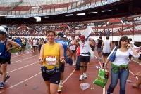 Rückblick auf die Laufreise zum Buenos Aires Marathon 2006
